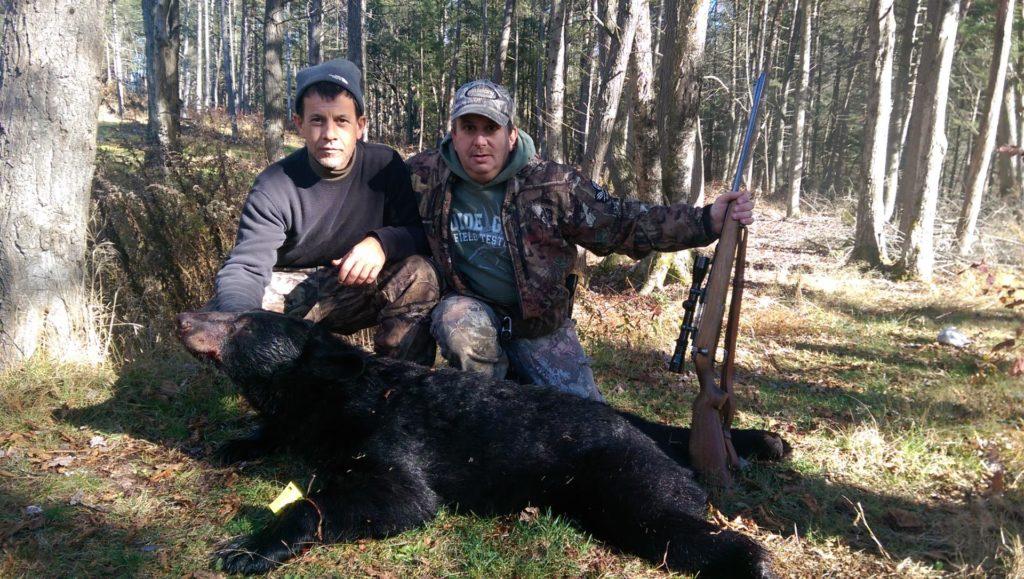 PA bear hunting ranch