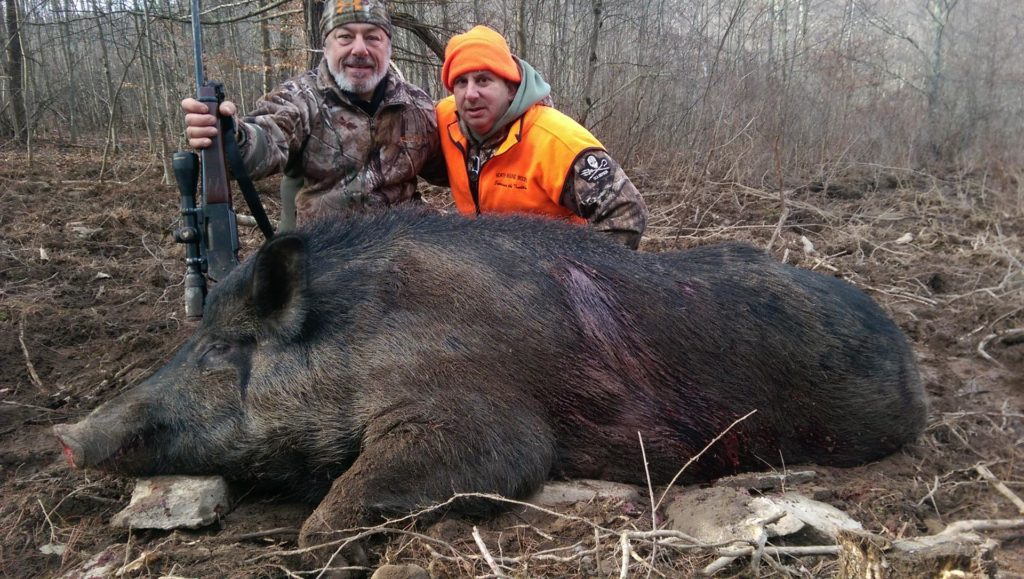 PA boar hunting ranch