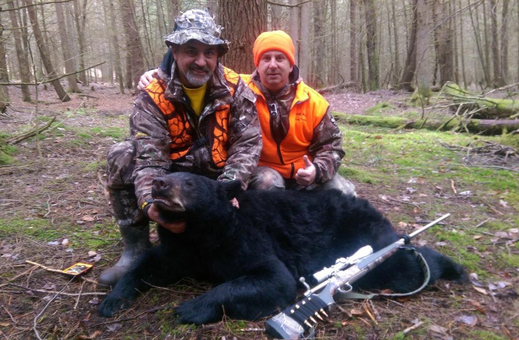 New Hampshire Black Bear Hunting Guides and Outfitters